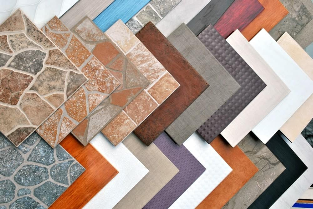 The differences between Ceramic, Vitrified, and Porcelain tiles