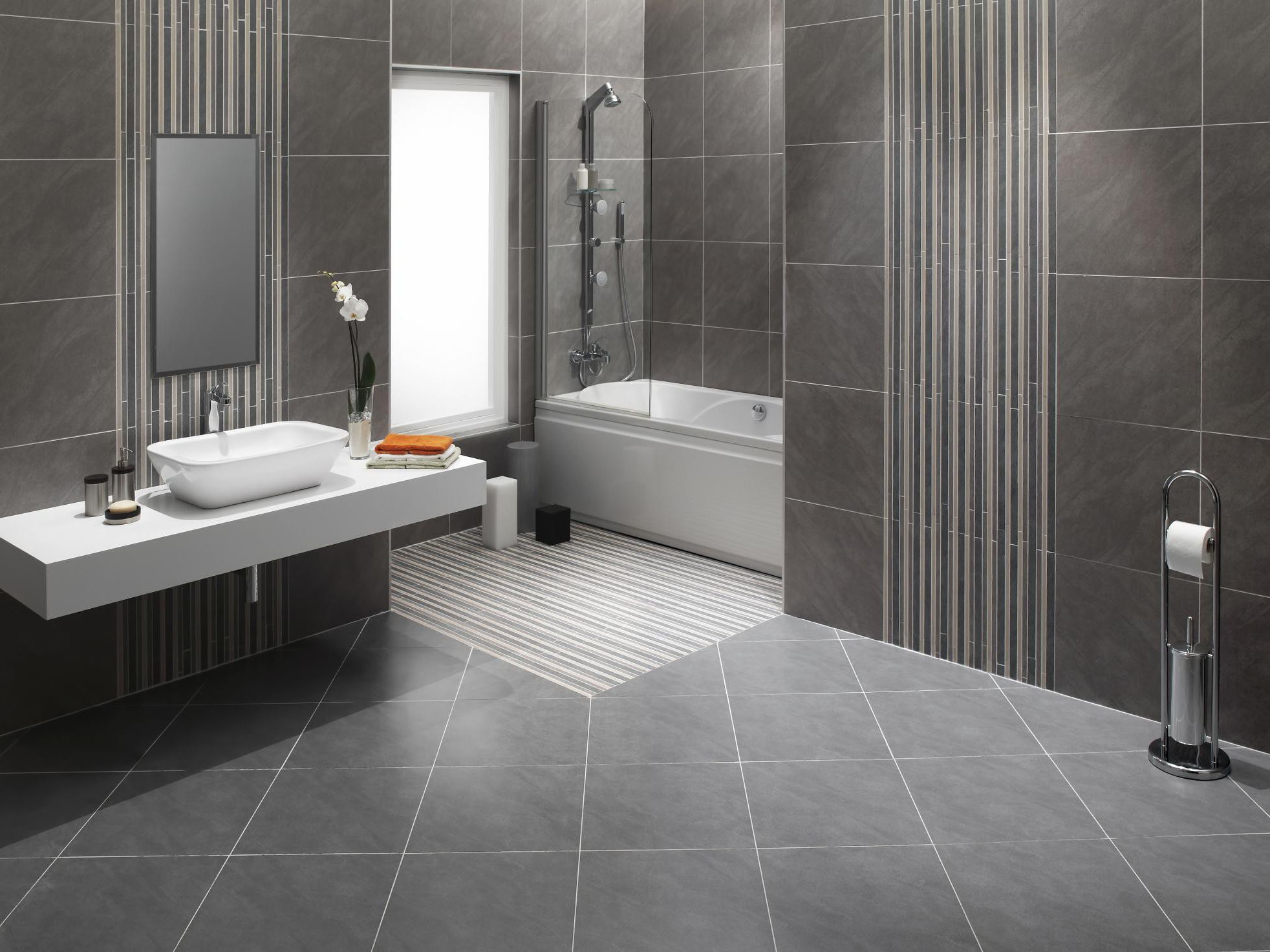 How to choose the best Bathroom Tiles for your home?
