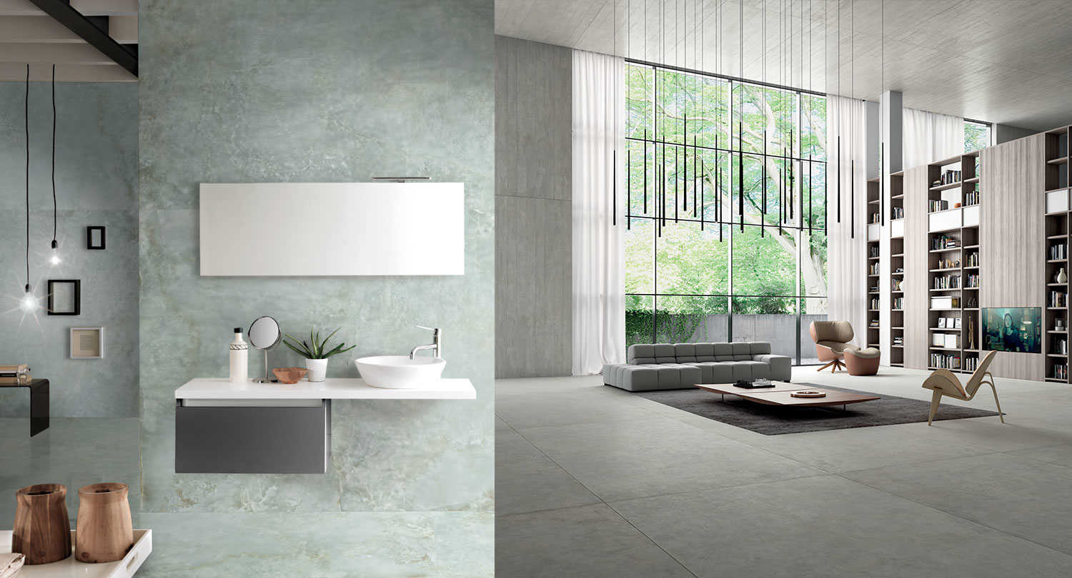 Bigger is better-why large format tiles are a huge trend?