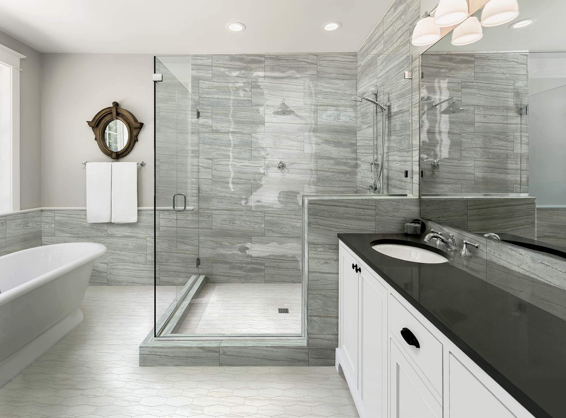 Bathroom Tiles Design: Renovate with Latest Bathroom Wall Tiles