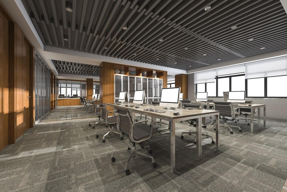 Get the Best Commercial Tiles Ideas for Office