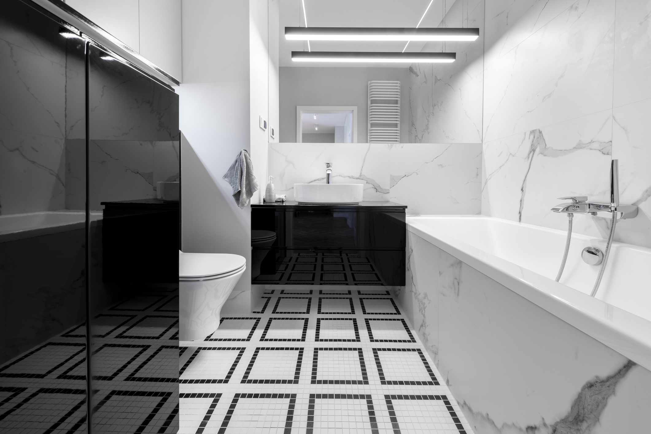 Stylish Wall and Floor Tiling Solutions for Your Bathrooms